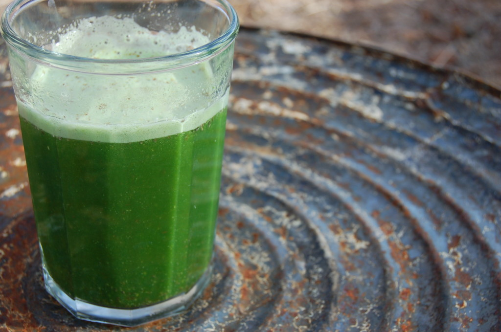 Green Juice That Packs a Punch