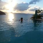 Infinity Pool, Cane Garden Bay, Tortola