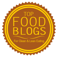 Top-Food-Blog-Award