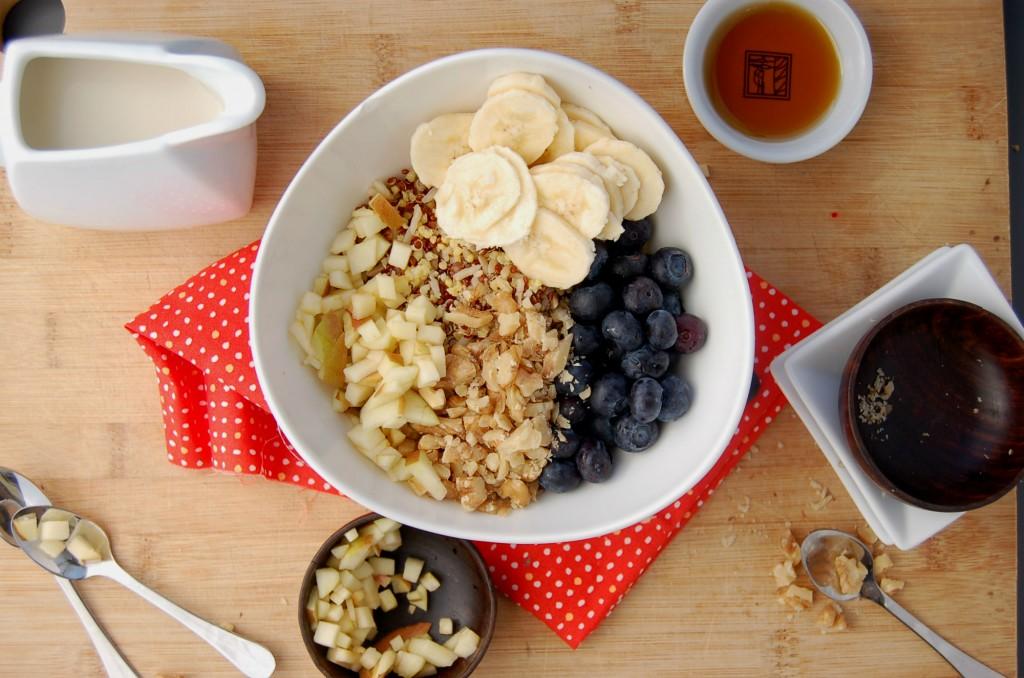 Whole Food Plant Based Breakfast