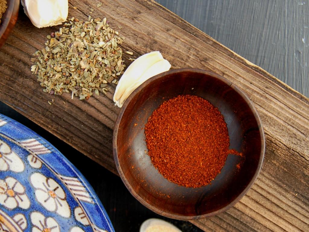 black_beans_red_chili_powder