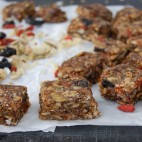 The Secret to Enjoying the Little Things in Life + Plant Powered Protein Squares