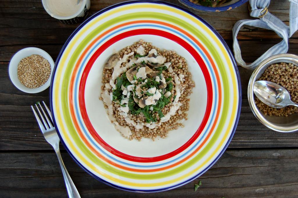 Buckwheat_mushrooms_top_closer