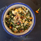 Liberate Yourself From Your Scale + Orange Maple Butternut Squash & Tofu Salad