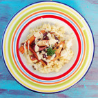 Do You Want To Lick My Detox? + Coconut Polenta with Roasted Root Veggies and Tangerine Cashew Cream