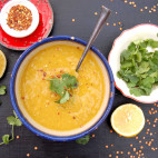 Love Note To You + Spiced Red Lentil Soup