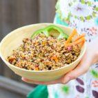 My Top 10 Whole Food Plant Based Snacks + Spanish Quinoa