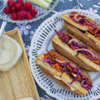 What do you Really Want? + Plant Based Vietnamese Banh Mi Sandwich