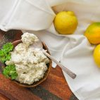All About Cheese With Dr. Neal Barnard (video) + Plant Based Tofu Ricotta (oil free)