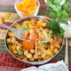 Dirty Girl Charlene Bisiada Completely Reverses Her Heart Damage & Blood Clots In 5 Months + Moroccan Chickpea Stew